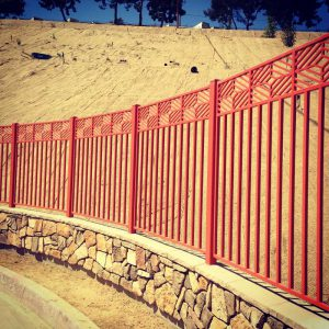 fencing los angeles