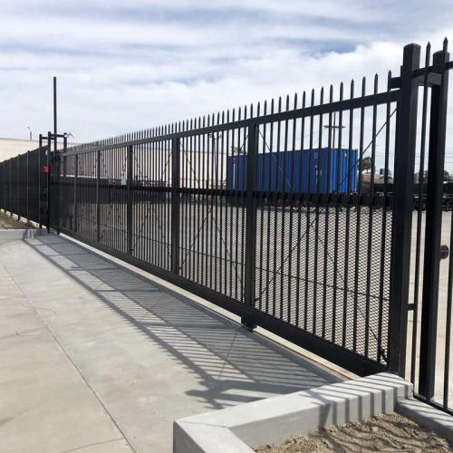 iron gates in la