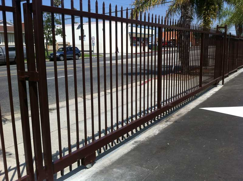 iron gates in los angeles
