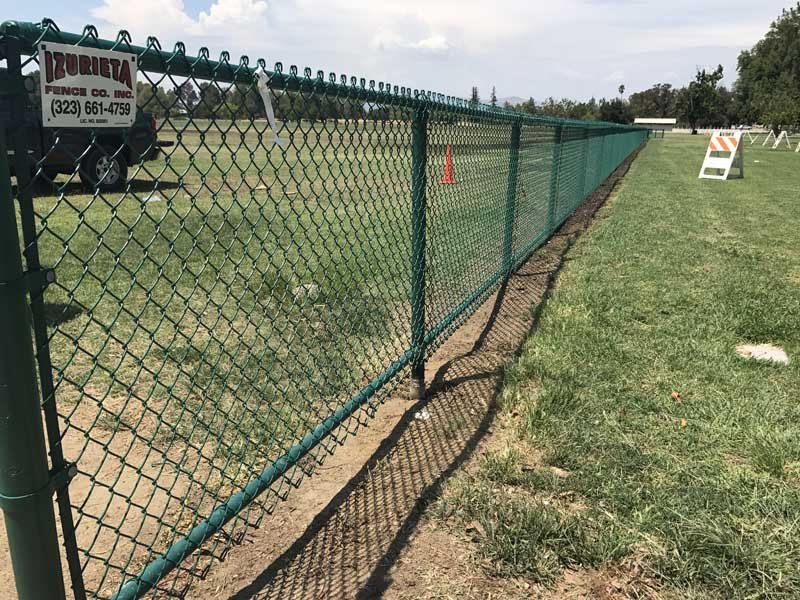 chain link fence company near me
