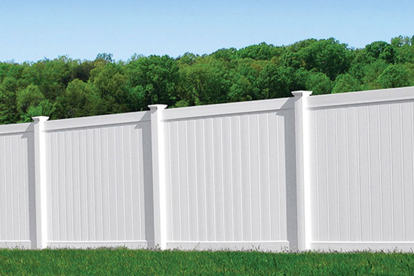 vinyl fencing materials on your los angeles