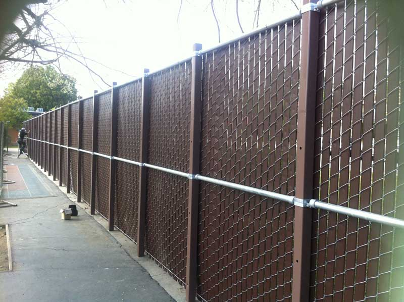 wood fence company los angeles