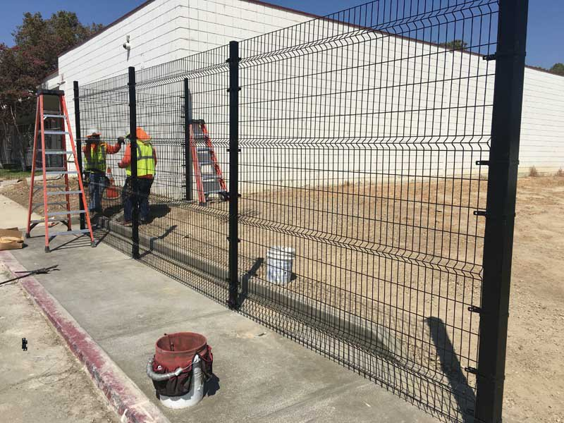fencing in los angeles