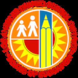 losangelesusd logo lettering